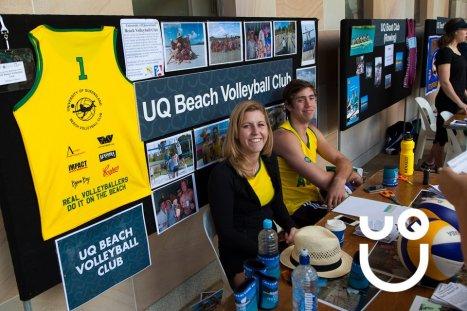 UQ Beach Volleyball - Ciência sem Fronteiras