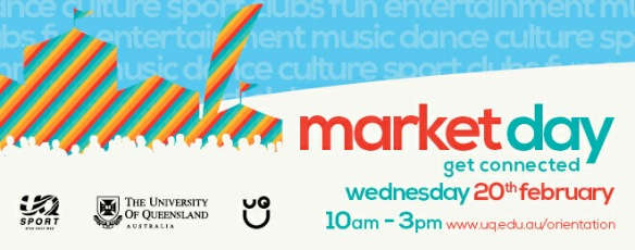 UQ Market Day - Ciência sem Fronteiras